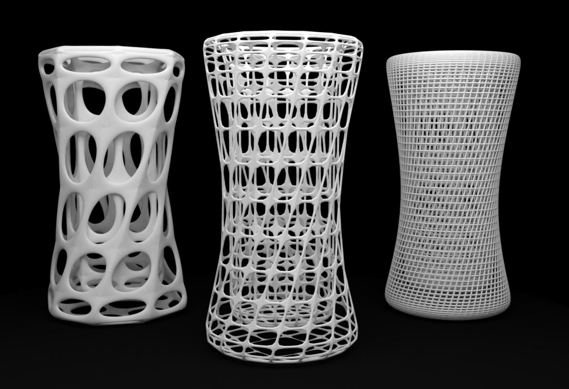 Creating Basic Lattice Structures with Blender 3D