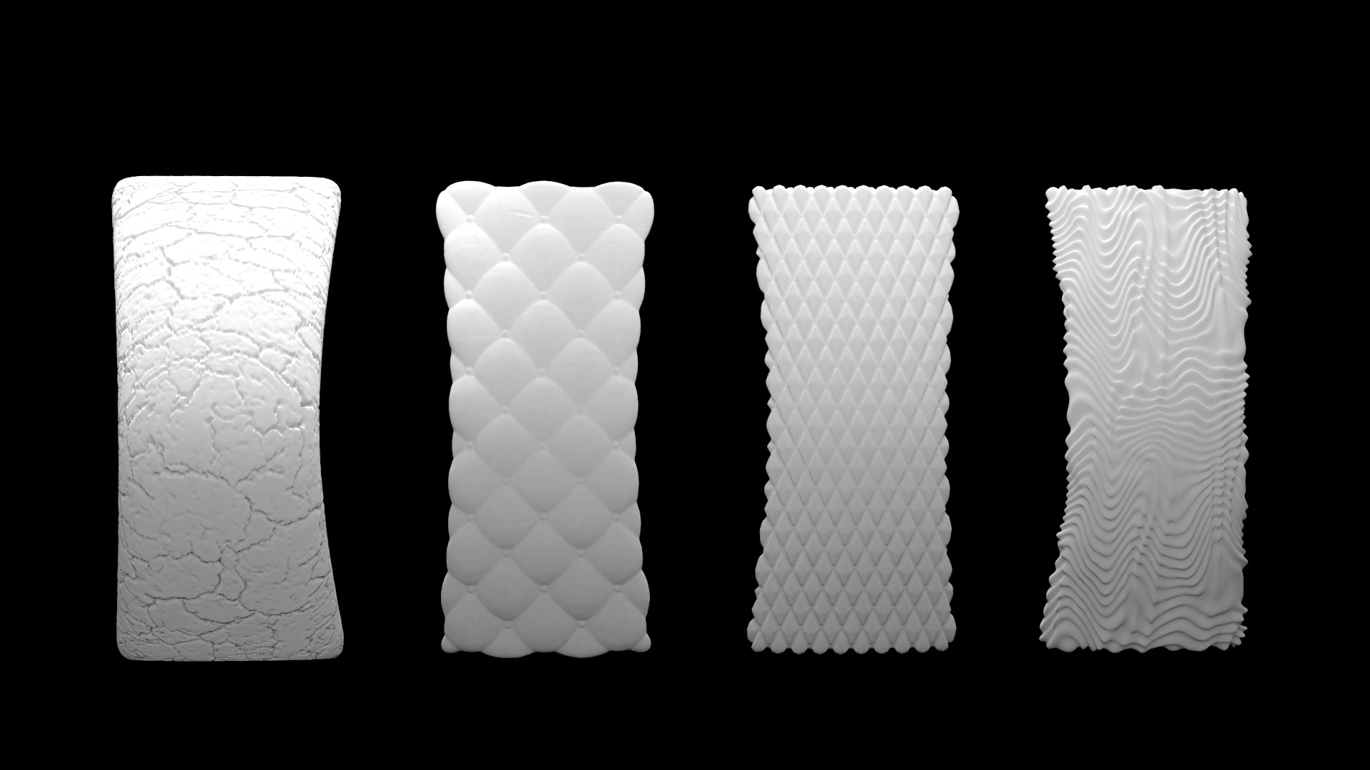 Creating 3D Textures for 3D Printing – RomanReiner