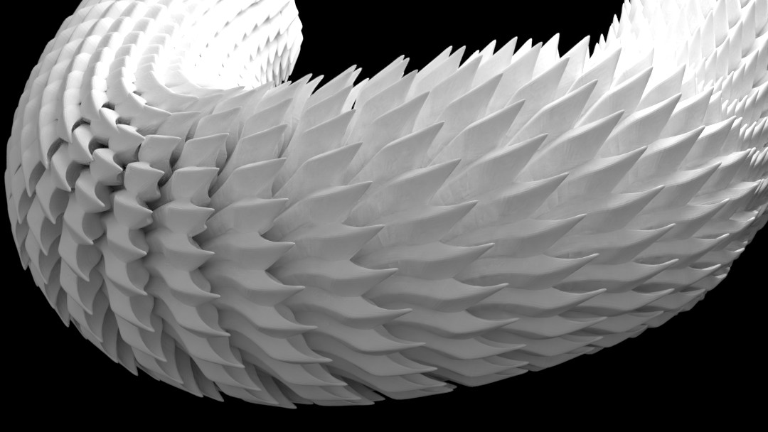 Complex 3D Texture Design for Additive Manufacturing
